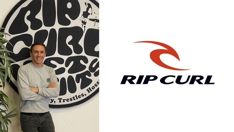 Mathieu Lefin President - Rip Curl Europe