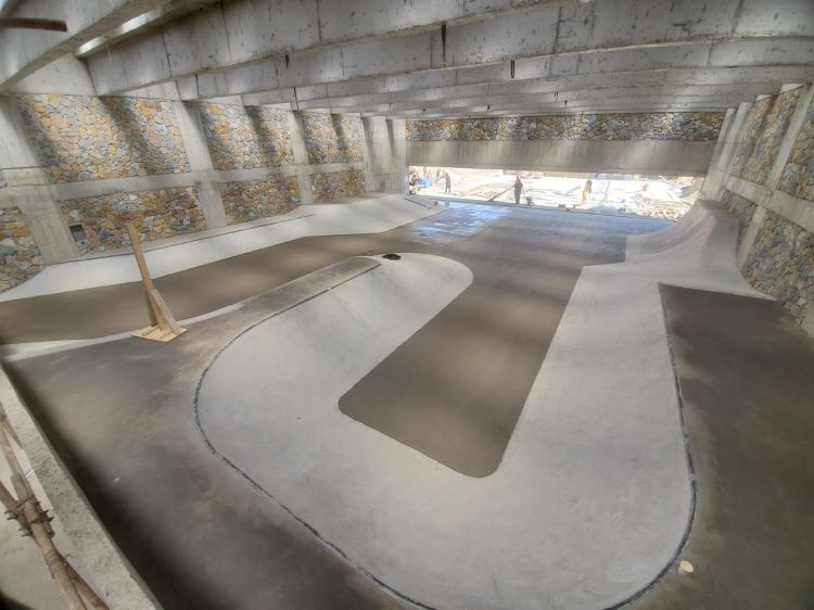 Skateistan Bamyan, Afghanistan skatepark