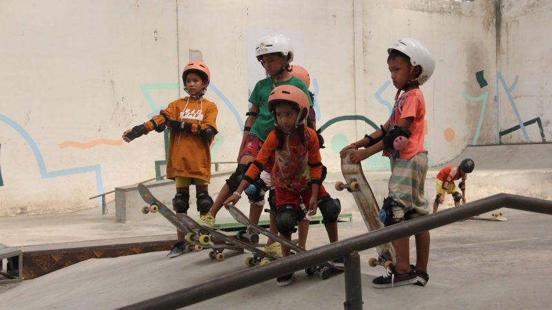 Skateistan, Phnom Penh skatepark