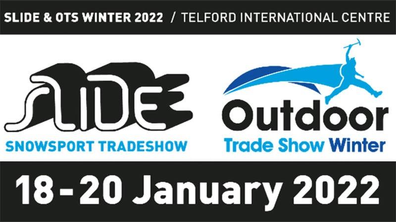 Slide x Outdoor Trade Show [Winter]