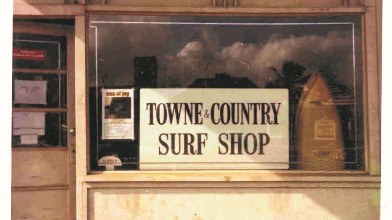 T&C Original storefront