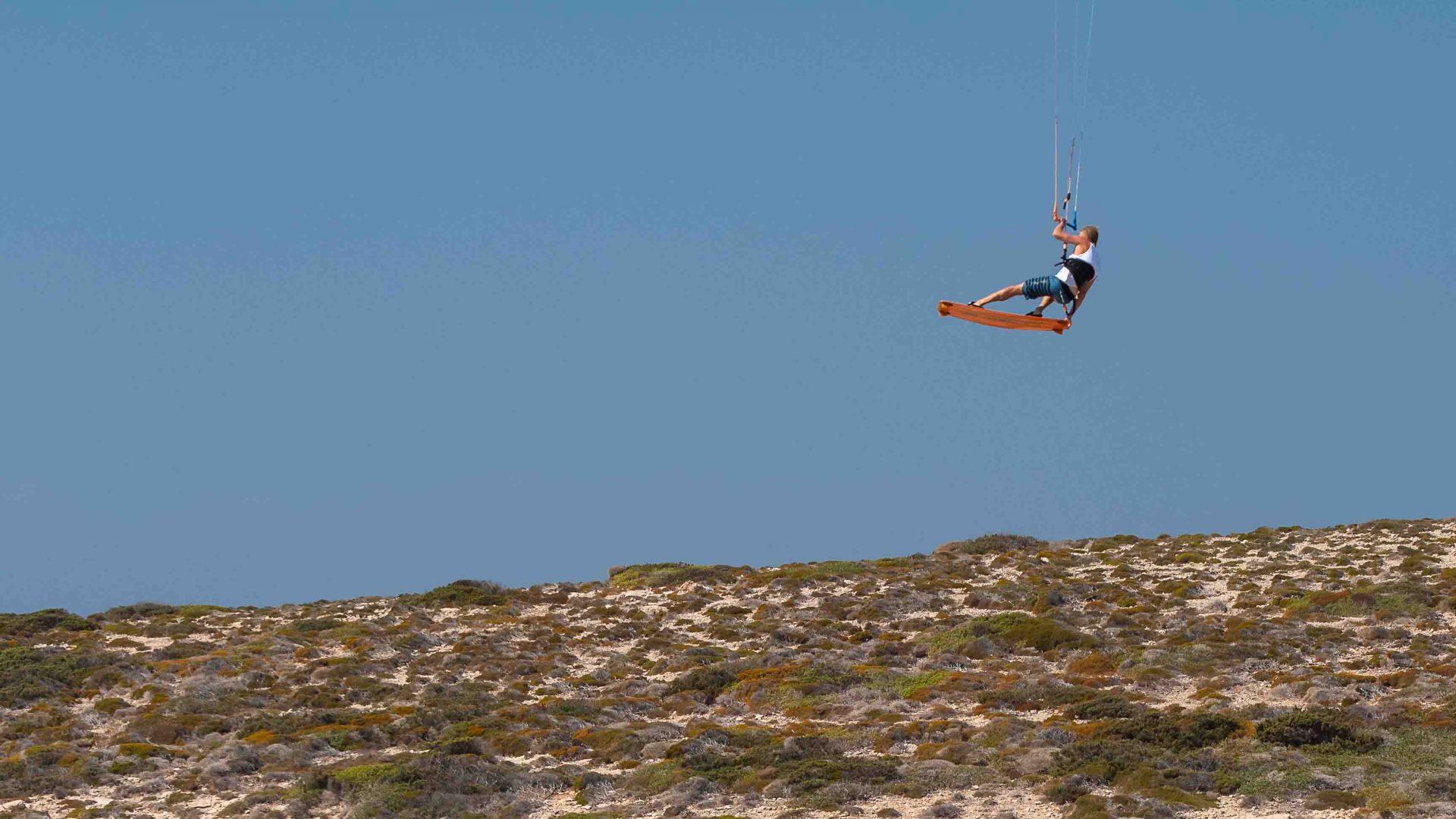 Nobile 2021 Kiteboarding
