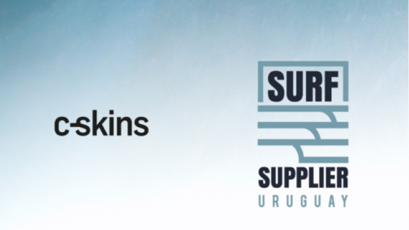 C-Skins x Surf Supplier Uruguay
