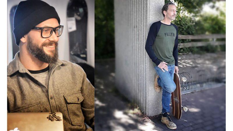 Johannes Ritter & Gregor Common Pally'Hi
