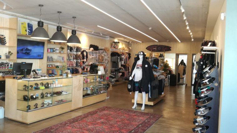 Surfers Lab store