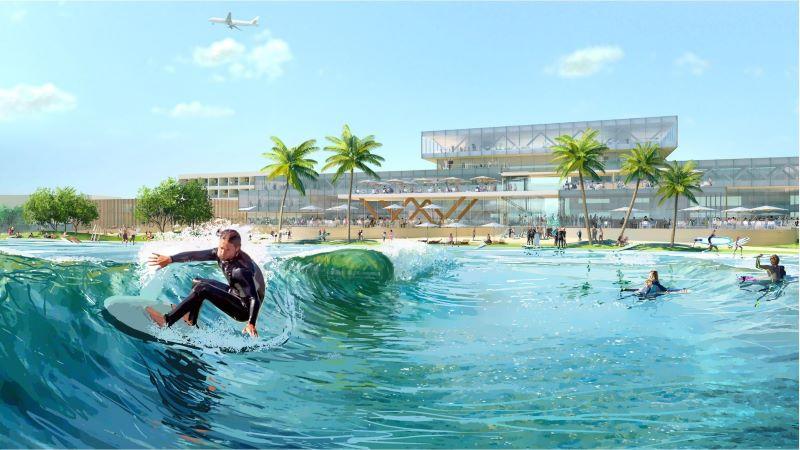 Surftown surf render