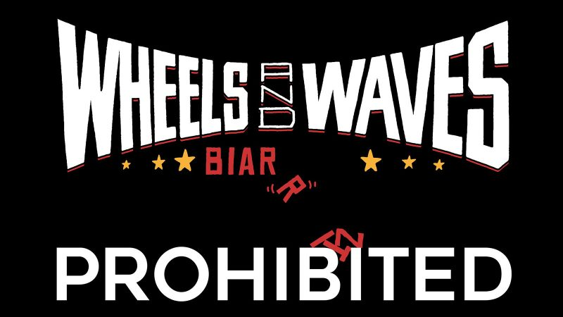 Wheels & Waves 2021 cancelled