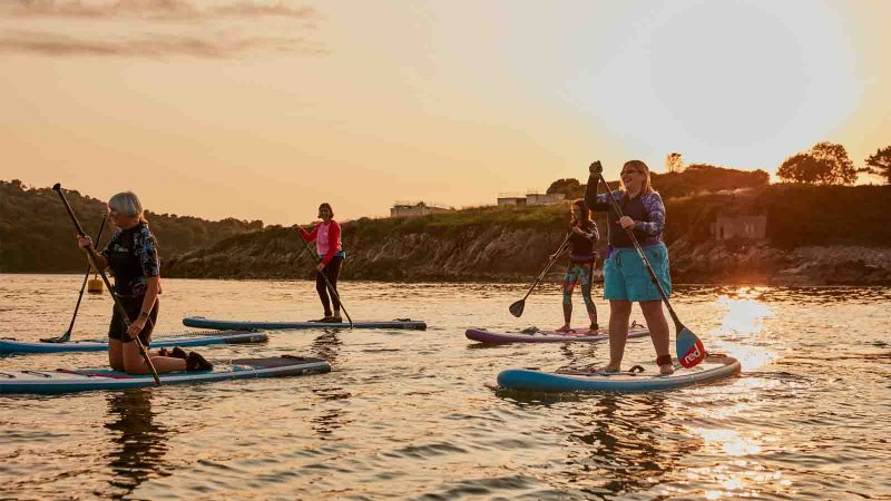 Red Paddle Co. 2021 SUP Preview