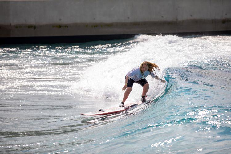 Adaptive Surf Open 2021, Women's