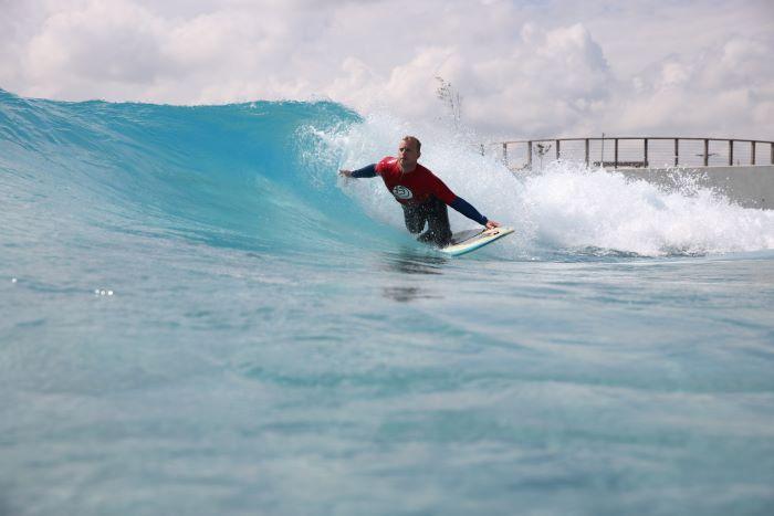 Adaptive Surf Open 2021, credit @ImageCabin