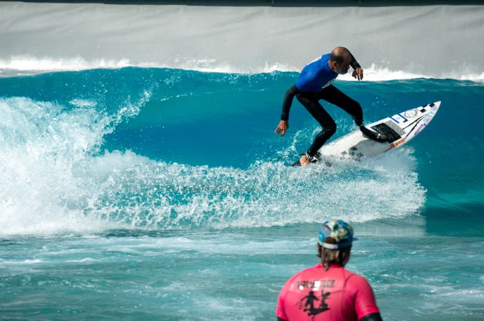Adaptive Surfing Open at The Wave credit Surfing England