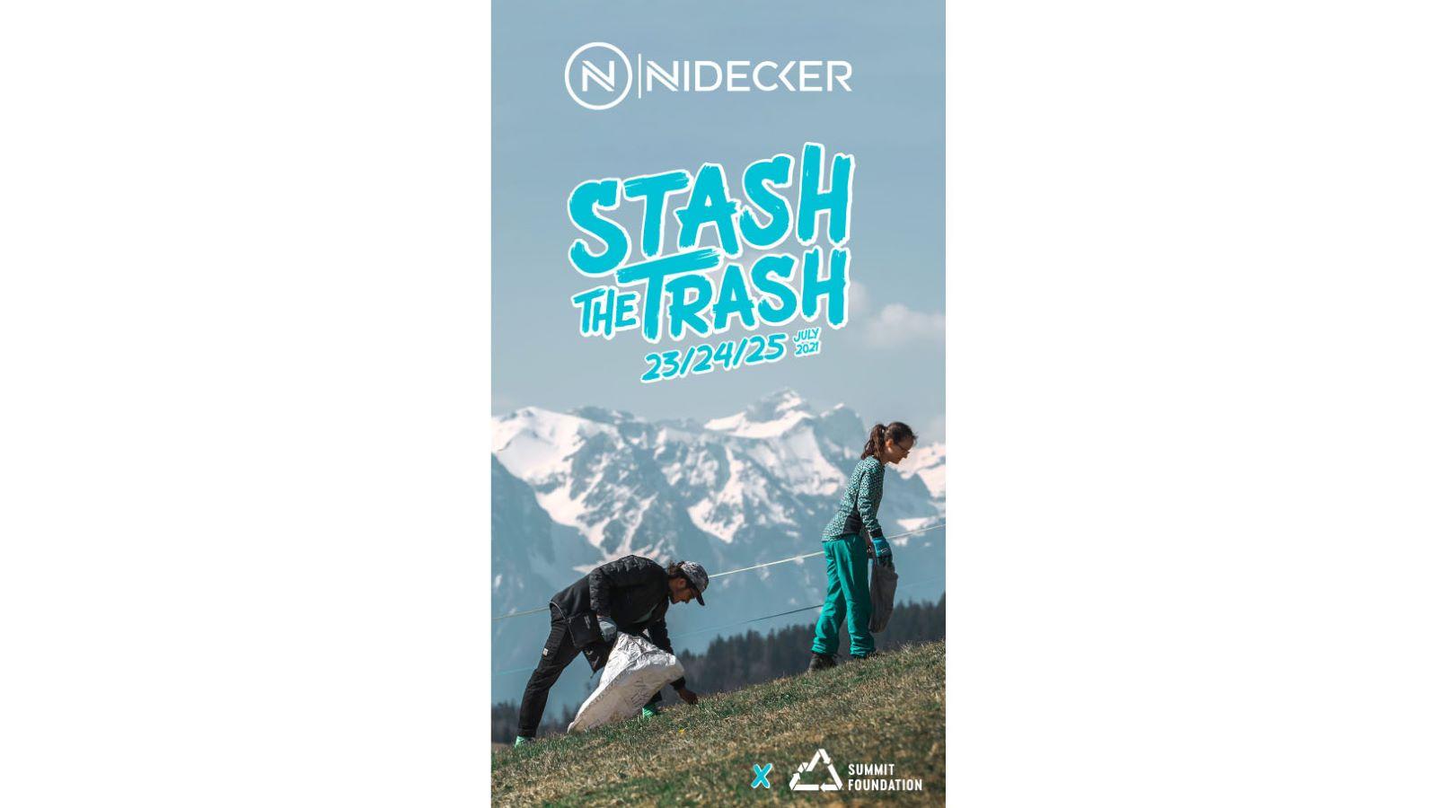 Stash the Trash event
