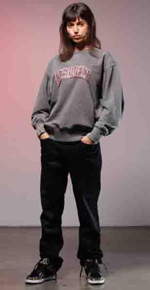 DC S/S 2022 Women's Streetwear