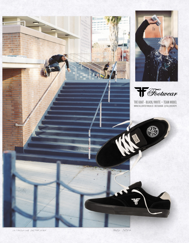 107 Fallen Skate Shoes