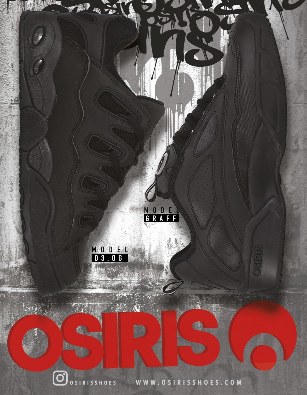 107 Osiris Skate Shoes