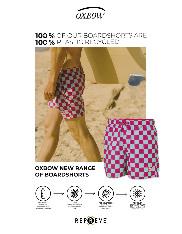 107 Oxbow boardshorts