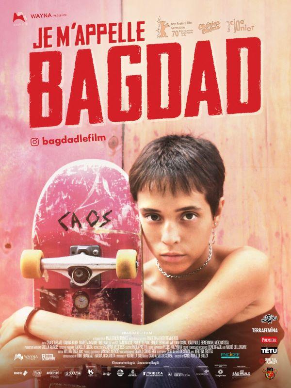 2021 (Skate) Je m'appelle Bagdad