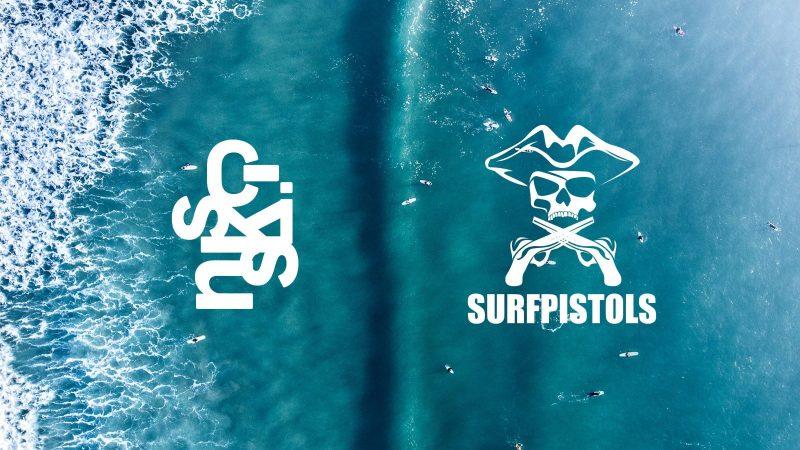 C-Skins x Surf Pistols
