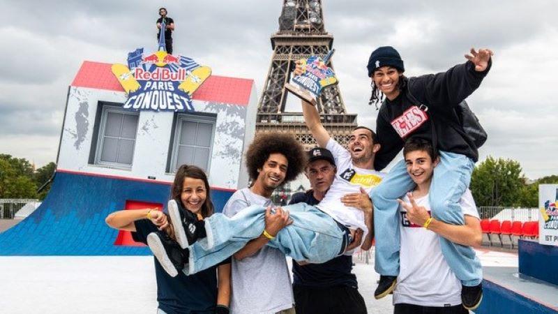 Red Bull paris conquest, credit Pierre-Antoine Lalaude_ @pal_photo