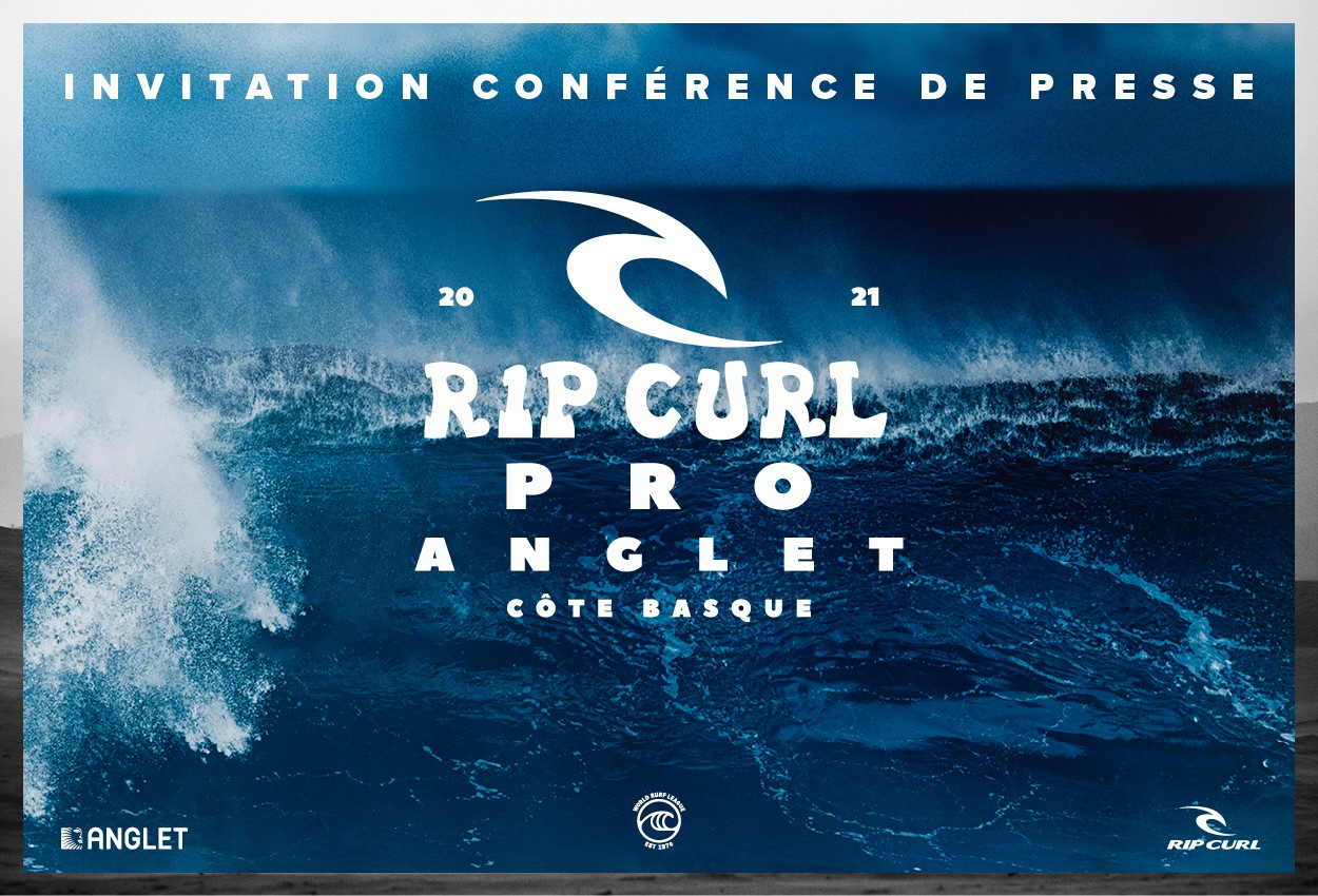 Rip Curl Pro Anglet Press Session