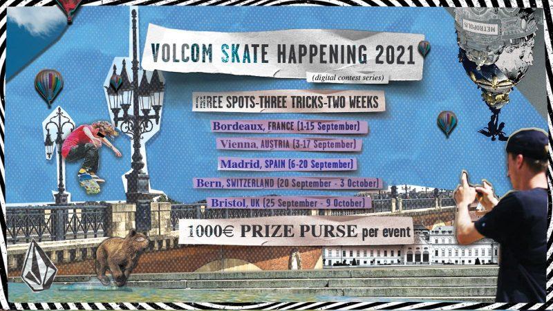 Skate happening 2021