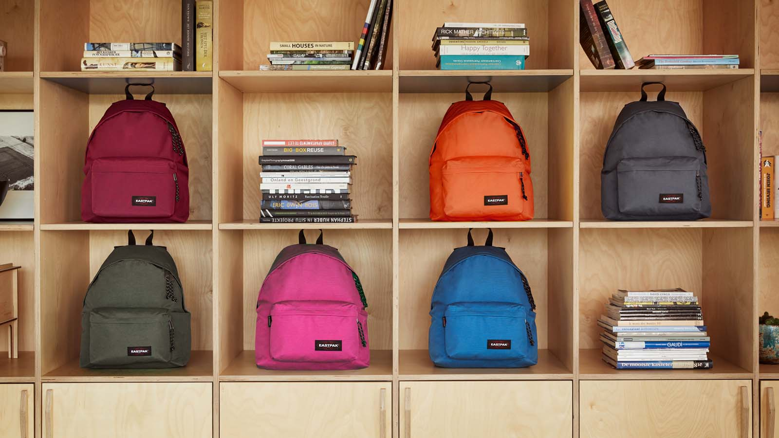 Eastpak S/S 2022 Lifestyle Backpacks Preview