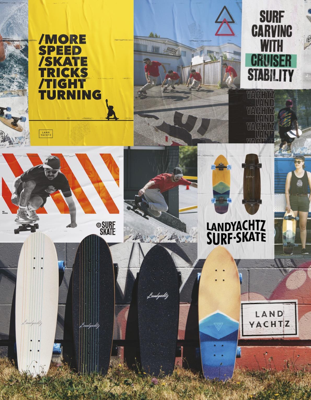 107 Landyachtz Surf & Skate