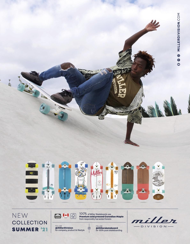 107 Miller Surf & Skate