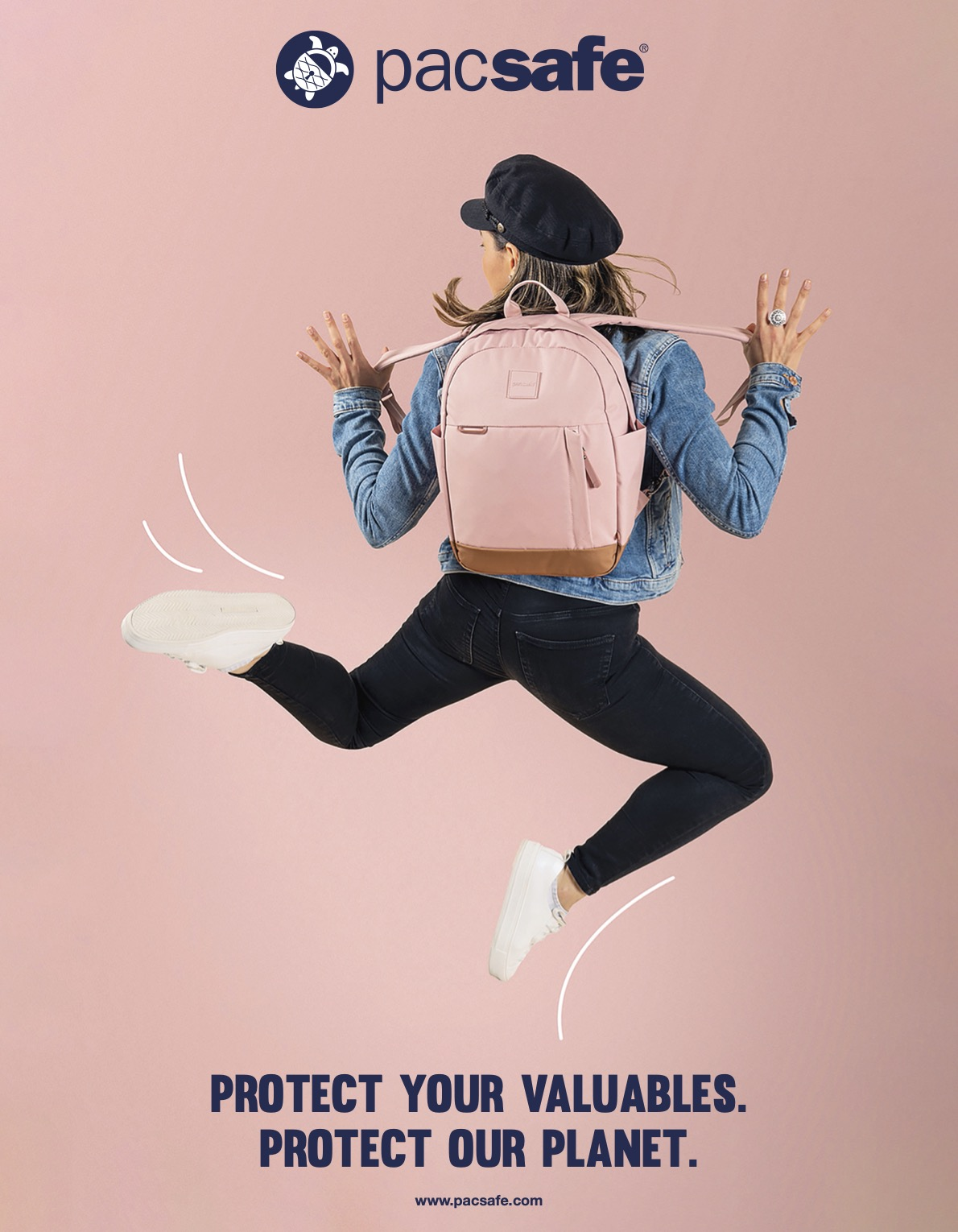107 Pacsafe backpack