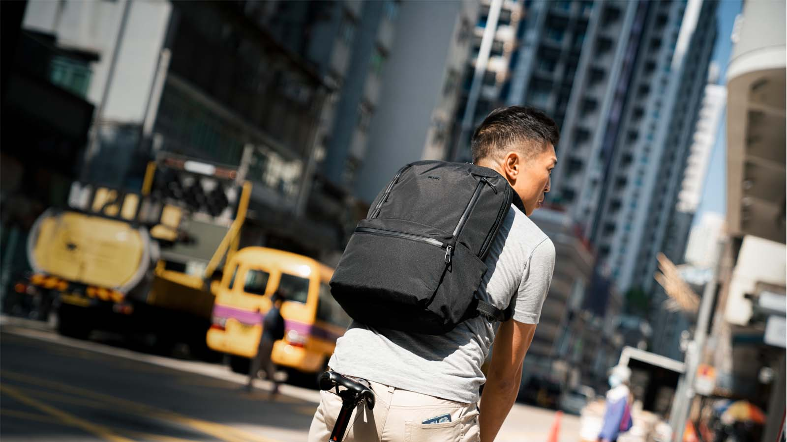 Pacsafe S/S 2022 Lifestyle Backpacks Preview
