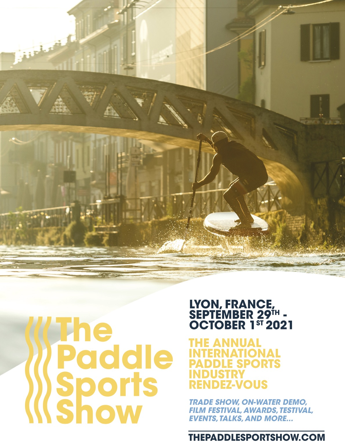 107 Paddle Expo