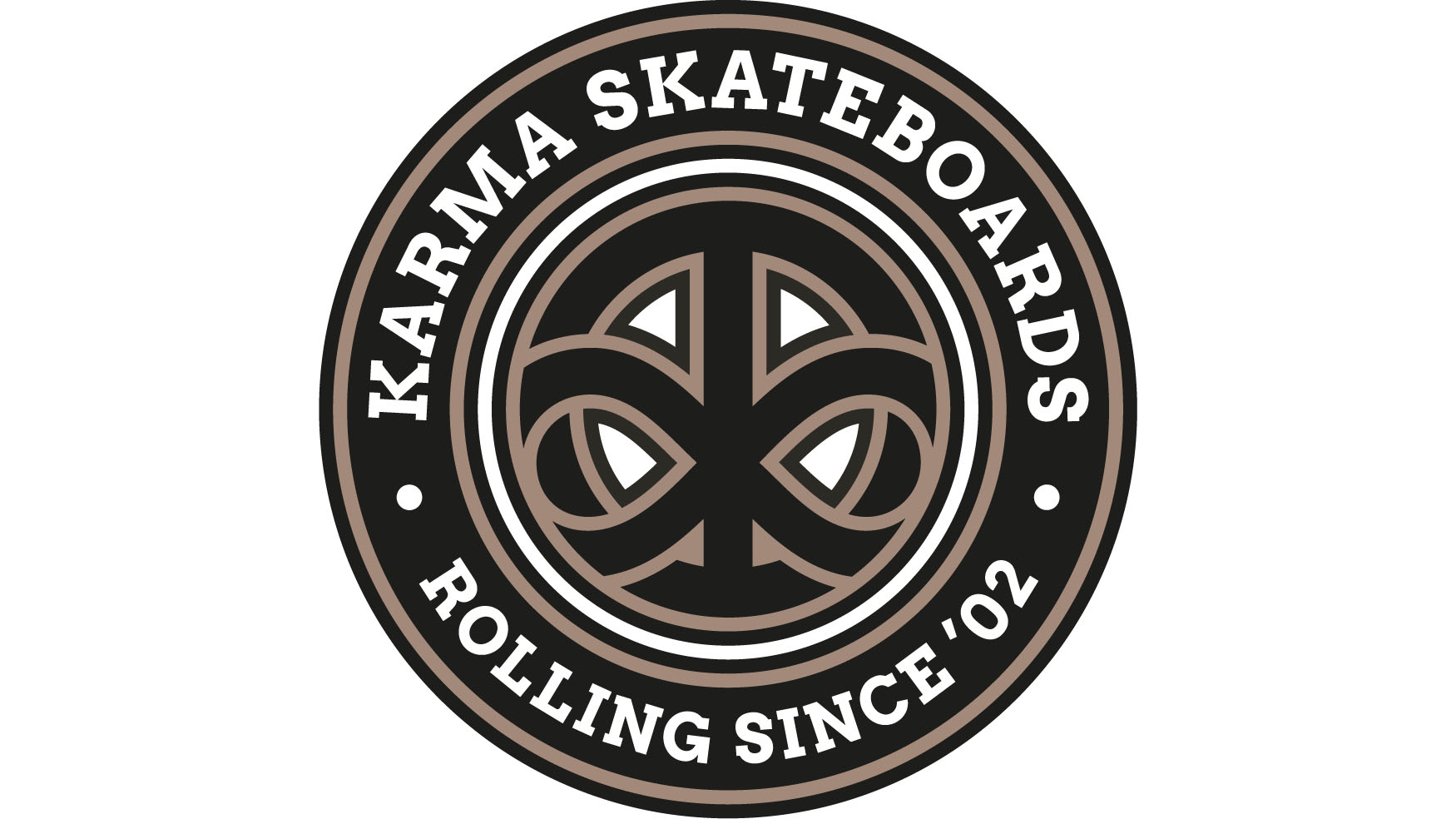 Karma Skateboards logo