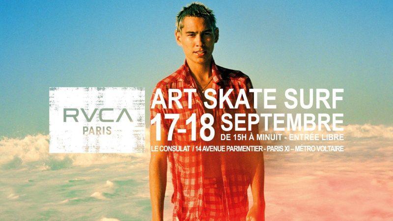 RVCA Paris 2021