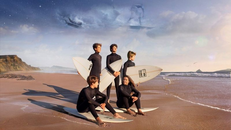 Surf for Tomorrow documentary series