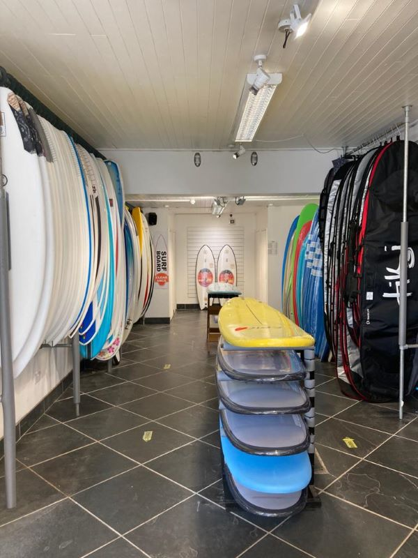 Tiki surf shop products