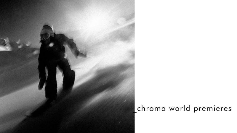 Chroma World Premiere header