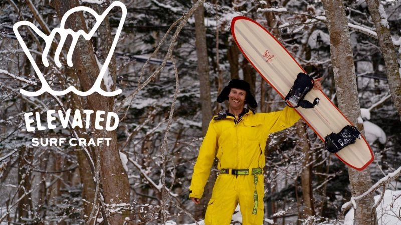 Elevated SurfCraft x Good Question Supplies
