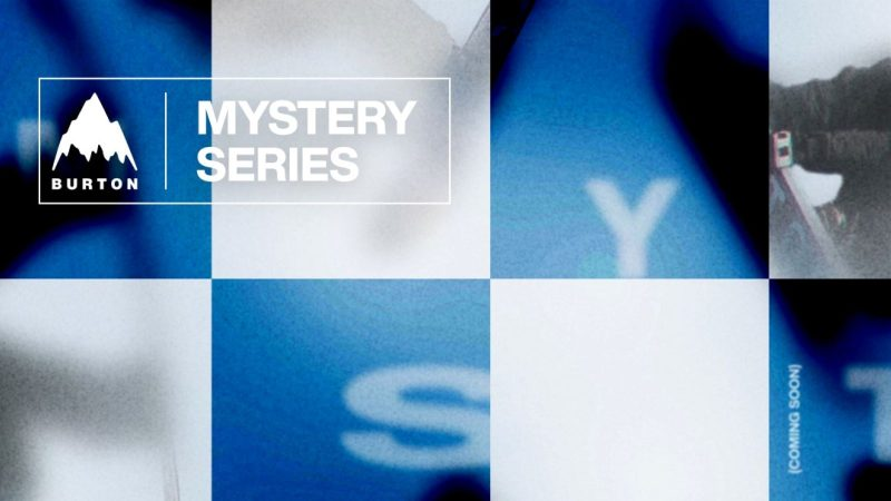 burton Mystery Series