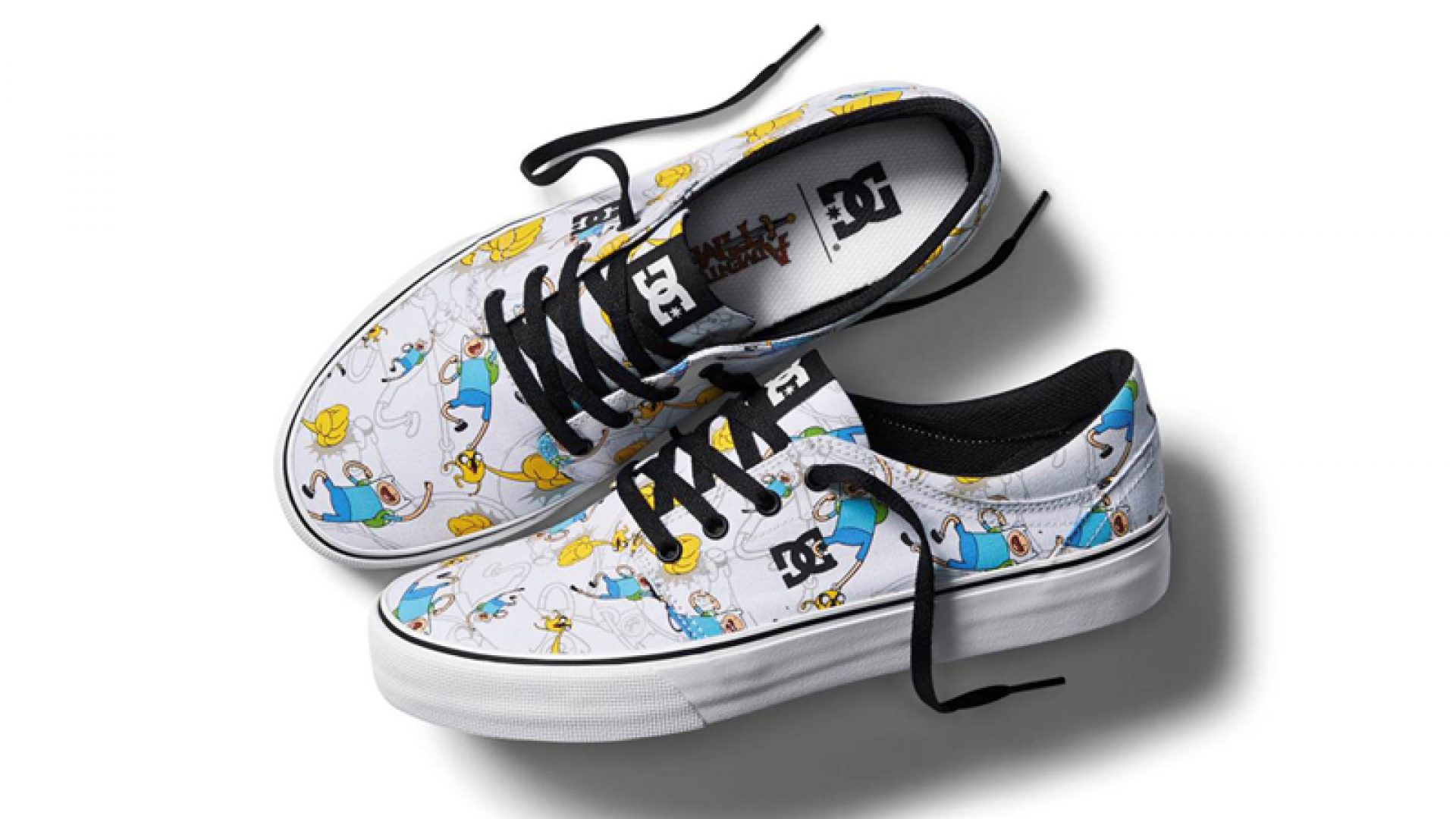 DC's Cartoon Network * Adventure Time Collab - New Product ...