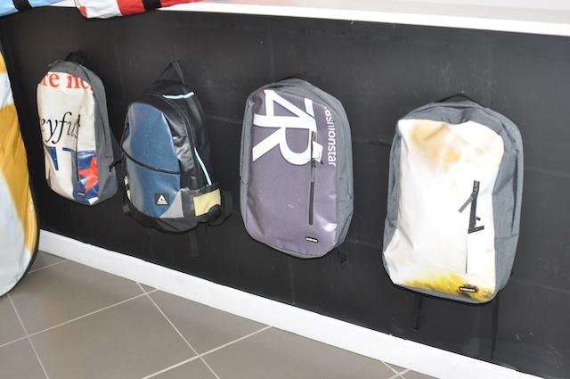 Rareform rucksacks - to be sold in Apple stores in Scandinavia.JPG